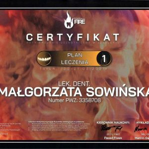 Małgorzata Sowińska - certyfikat- (7)