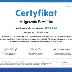 Małgorzata Sowińska - certyfikat- (8)
